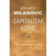 Capitalism, Alone - eBook