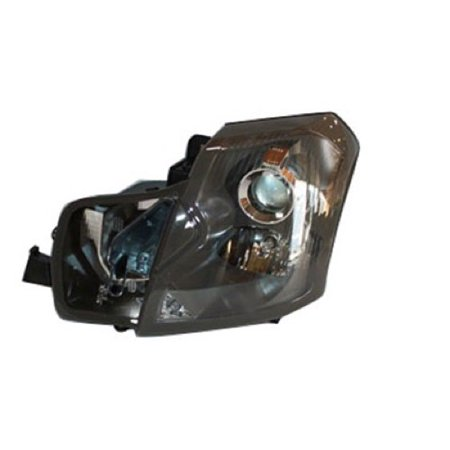 Go-Parts OE Replacement for 2003 - 2007 Cadillac CTS Front Headlight Assembly Housing / Lens / Cover - Left (Driver) Side 15145293 GM2502242 Replacement For Cadillac CTS ()