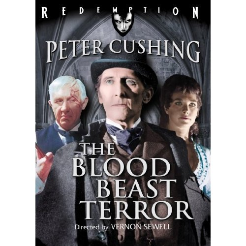 The Blood Beast Terror (Widescreen)