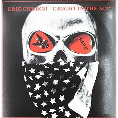 Caught In The Act: Live (Vinyl) (Eric Church Caught In The Act Vinyl)