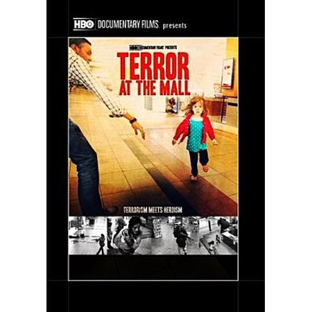Terror at the Mall (DVD) (Sinking Of The Lusitania Terror At Sea)