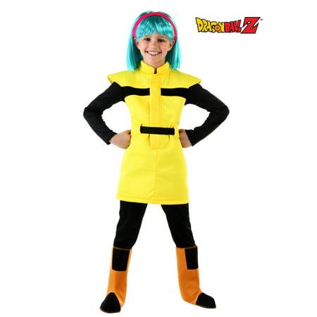 Dragon Ball Z Child Bulma Costume](Dragon Ball Z Girl Costumes)