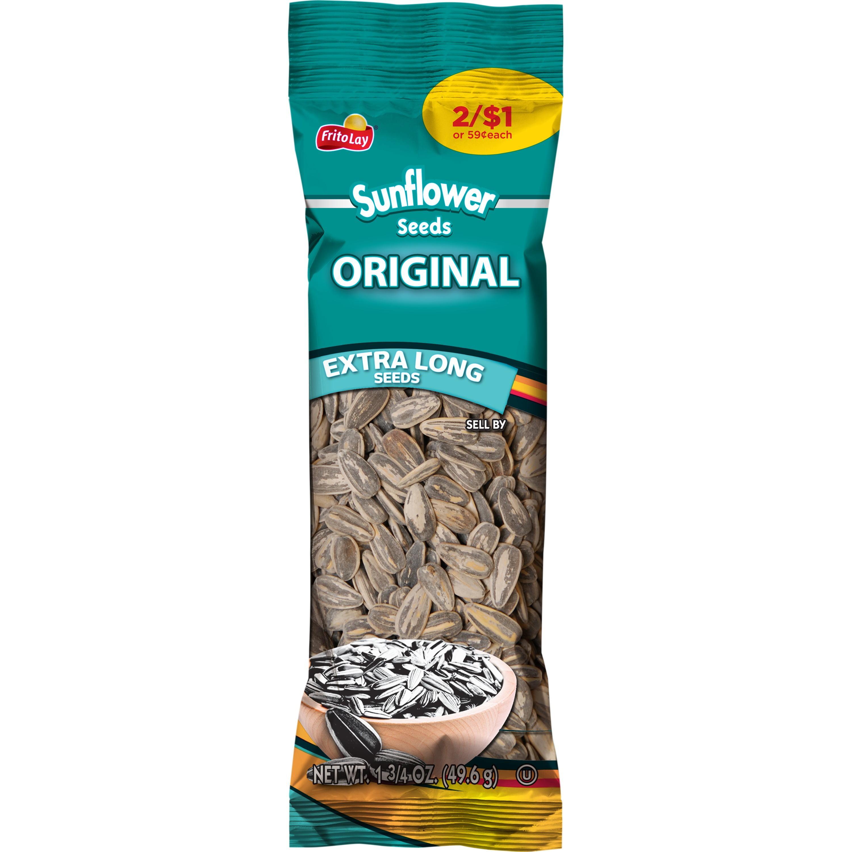 Sunflower Seeds Original 1 75 Oz Bag