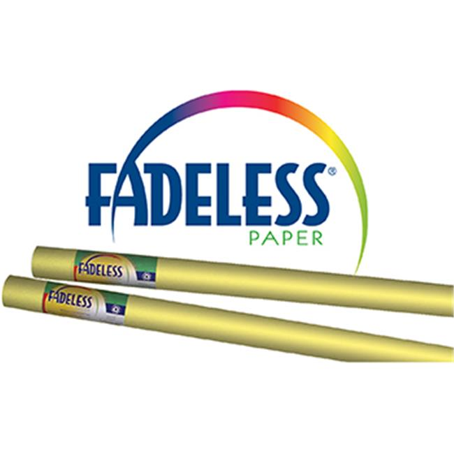PACON CORPORATION PAC57865 FADELESS PAPER ROLL TAN 48IN X 50FT