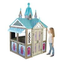 KidKraft Disney Frozen Arendelle Wooden Playhouse