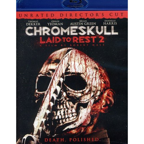 Chromeskull: Laid To Rest 2 (Unrated) (Blu-ray) (Widescreen)