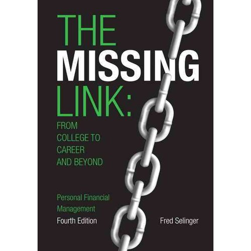 The Missing Link: From College to Career and Beyond, Personal Financial Management