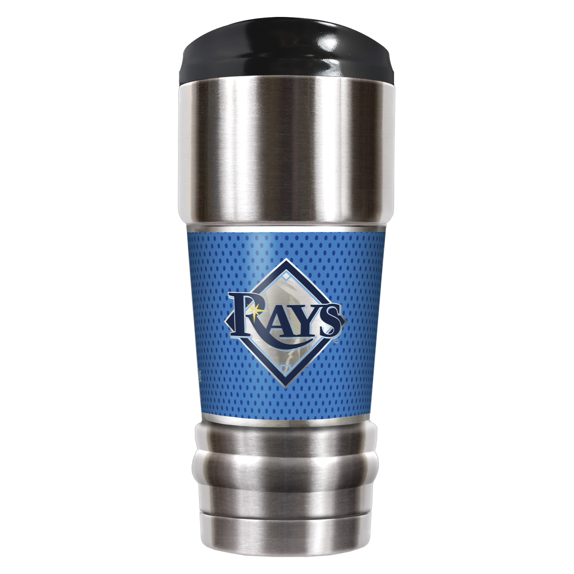 Tampa Bay Rays 2018 Players' Weekend 18oz. Vacuum-Insulated Travel Mug - No Size