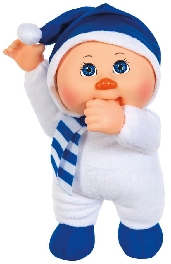 Cabbage Patch Kids Holiday Helpers Douglas Snowman Plush by Wicked Cool Toys