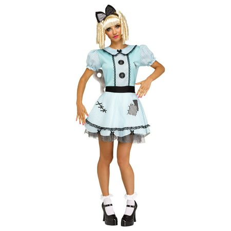 Wind-Up Doll Women's Halloween Costume
