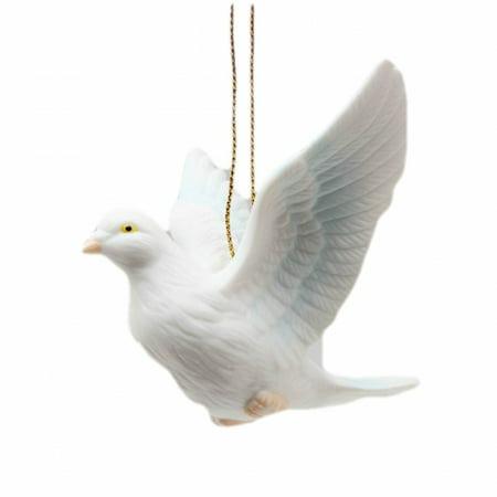 White Dove Ornament - Dove Ornaments
