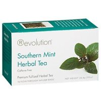 Revolution Tea Southern Mint Herbal Tea, 16ct