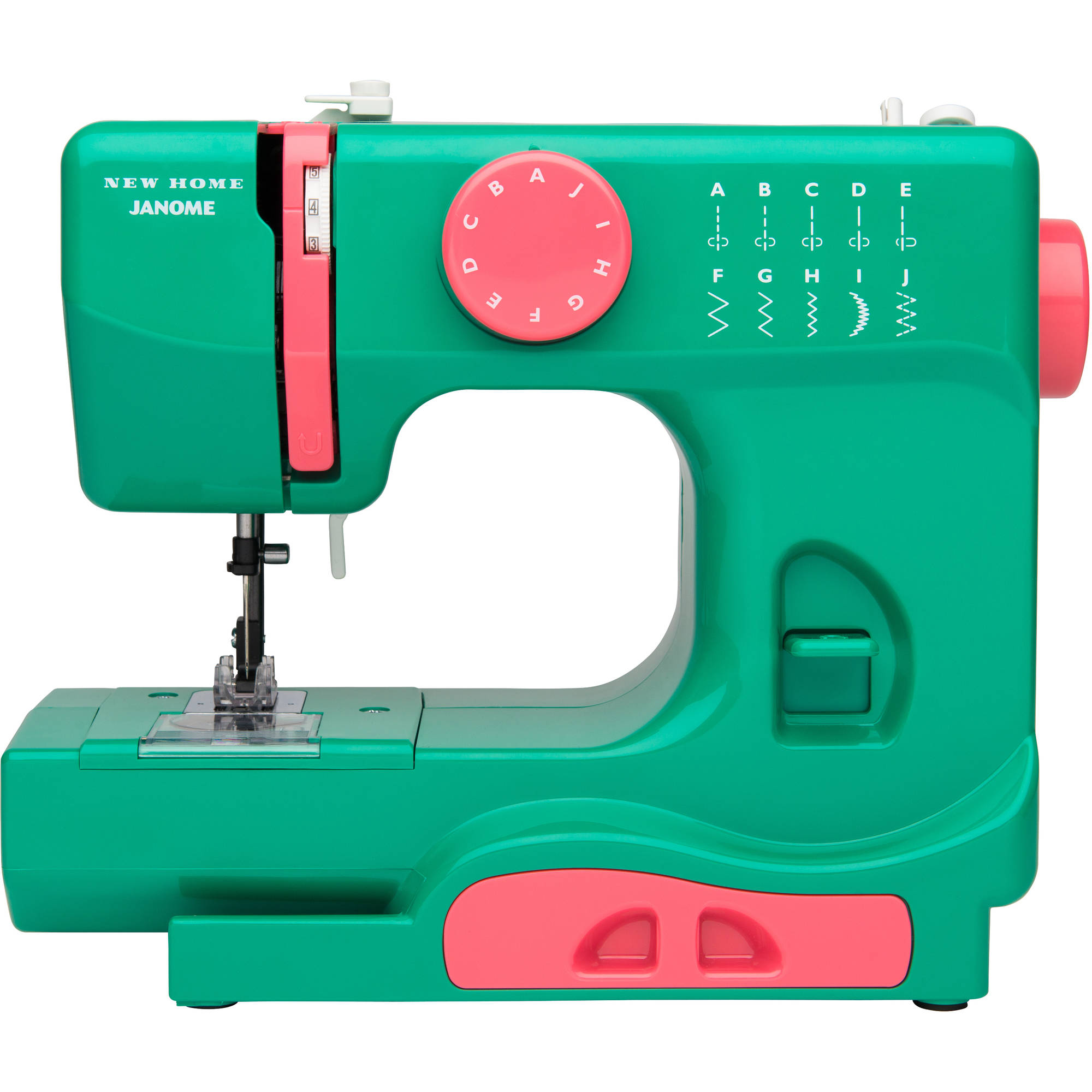 Janome Basic 10-Stitch Portable Sewing Machine