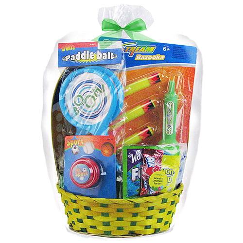 Sports Time Easter Basket