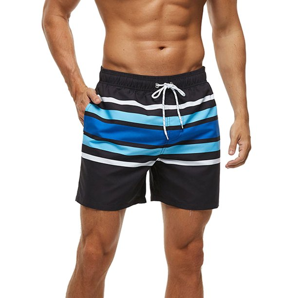 HiMONE - XS-XL Mens Boys Swim Shorts Trunks Board Shorts Swimsuit Bottoms  With Front Pockets Pants Quick Dry Swimming Boardshorts Underwear Bottoms  Swimwear Beach Swimsuit Beachwear Bathing Suit Surfing - Walmart.com -
