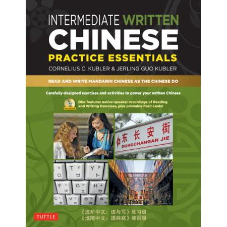 Intermediate Written Chinese Practice Essentials : Read and Write Mandarin Chinese As the Chinese Do (CD-ROM of Audio & Printable PDFs for more practice)](The Origin Of Halloween Pdf)