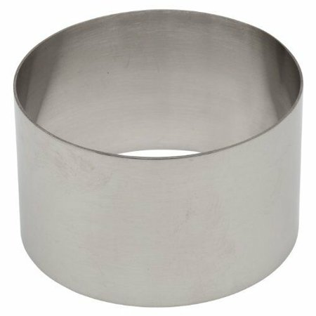 3.5 Inch Metal Mold - Ateco 3.5 by 2.1-Inch Stainless Steel Ring Mold, New,