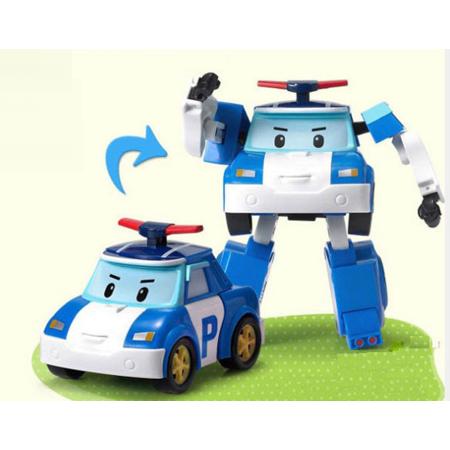 Robocar poli poli helly amber roy bucky transformer transforming robot figure toy - Robocar poli ambre ...