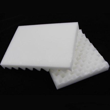 Meigar 2Pcs Sugar Flower Chocolate Gum Paste Drying Foam Mat, Shaping Mold Fondant Cake Airing Sponge Pad Decorating Bakeware Tool - image 4 of 5