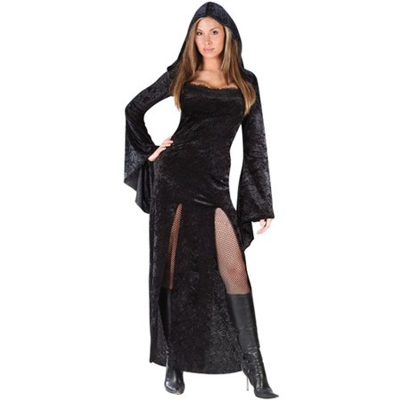 Sultry Sorceress Adult Halloween Costume](Adult Sorceress Costume)