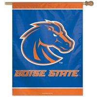 Boise State Broncos Vertical Outdoor House Flag
