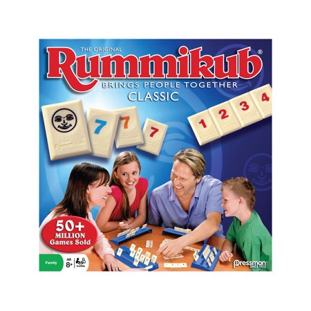 Rummikub Original Edition - The Original Rummy Tile Game