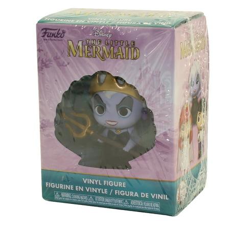 Little Mermaid Crown (Funko Mini Vinyl Figure - Disney's The Little Mermaid - URSULA with Crown &)