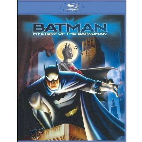 Batman: Mystery Of The Batwoman (Blu-ray) (Widescreen)