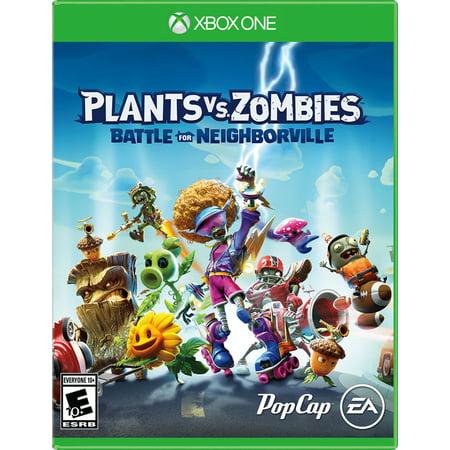 Plants vs. Zombies: Battle for Neighborville, Electronic Arts, Xbox One, 014633736007 (Plants Vs Zombies Zombie)