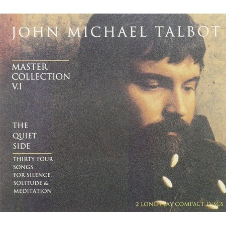 Master Collection Vol I: The Quiet Side (John Michael Talbot) - CD By John Michael Talbot Format Audio CD Ship from US Designs Multi Format Cd