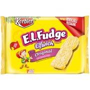 Keebler E.L. Fudge Elfwich Original Cookies 13.6 oz. Pack
