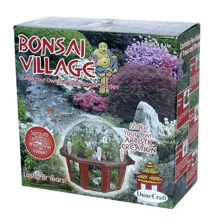DuneCraft Bonsai Village - Garden Kit