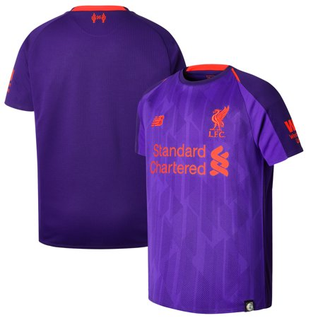 Liverpool New Balance Youth 2018/19 Away Replica Jersey - (Adidas Liverpool Home Replica Jersey)