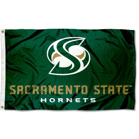 California State University Sacramento Hornets Flag