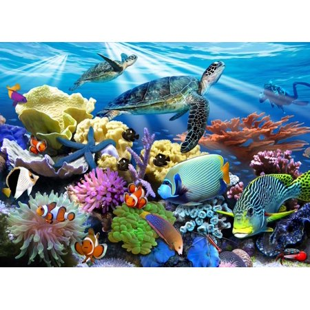 Ocean Turtles 200 Piece Puzzle (Other)