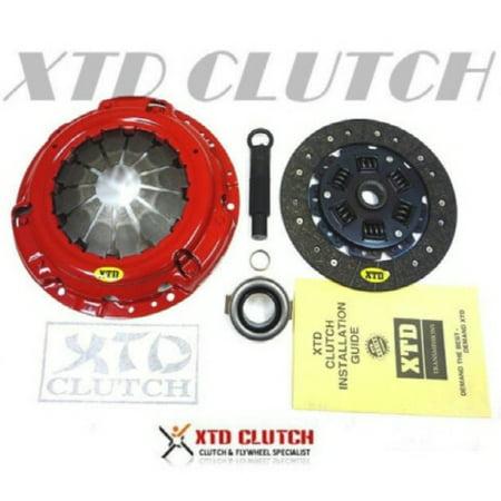 6 Puck Clutch Kit - XTD STAGE 2 CLUTCH KIT 2006-2011 HONDA CIVIC Si MUGEN Si 2.0L K20Z3 6 SPD