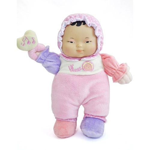 "JC Toys Berenguer 12"" Lil' Hugs Baby Doll, Asian"