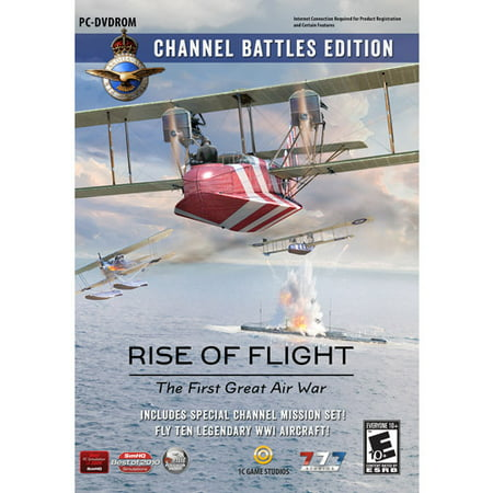 Rise of Flight Battle Channel Edition by