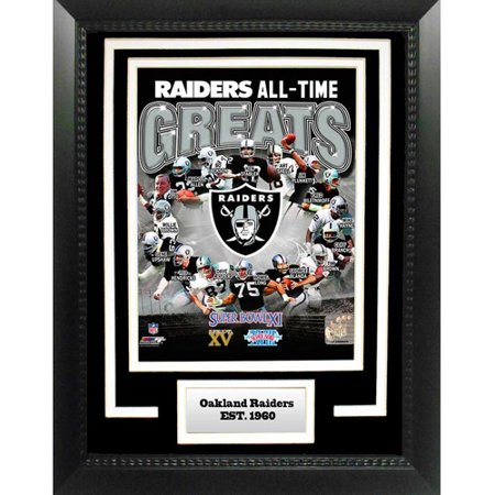 NFL Oakland Raiders Greats 11