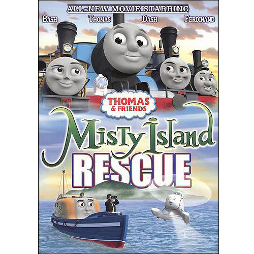 Thomas & Friends: Misty Island Rescue (Widescreen)
