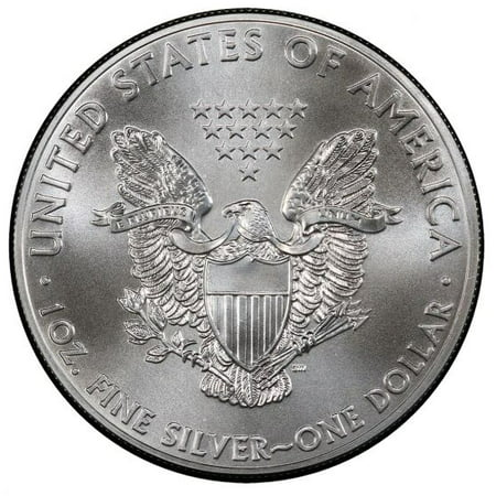 Germany Silver Coin - 2015 American Silver Eagle 1 oz Silver Coin
