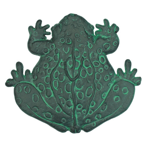 Oakland Living Dulcie Frog Stepping Stone (Set of 6) by Oakland Living Corporation