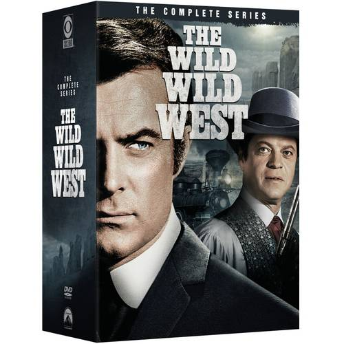 The Wild Wild West: The Complete Series (Full Frame)