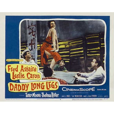 Daddy Long Legs Poster Movie H 11 x 14 In - 28cm x