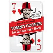 Tommy Cooper All In One Joke Book : Book Joke, Joke Book