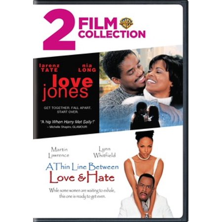 Love Jones / Thin Line Between Love & Hate (DVD)