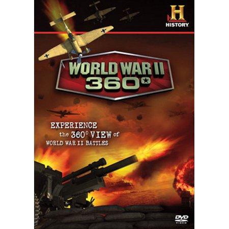 World War II 360 (DVD)