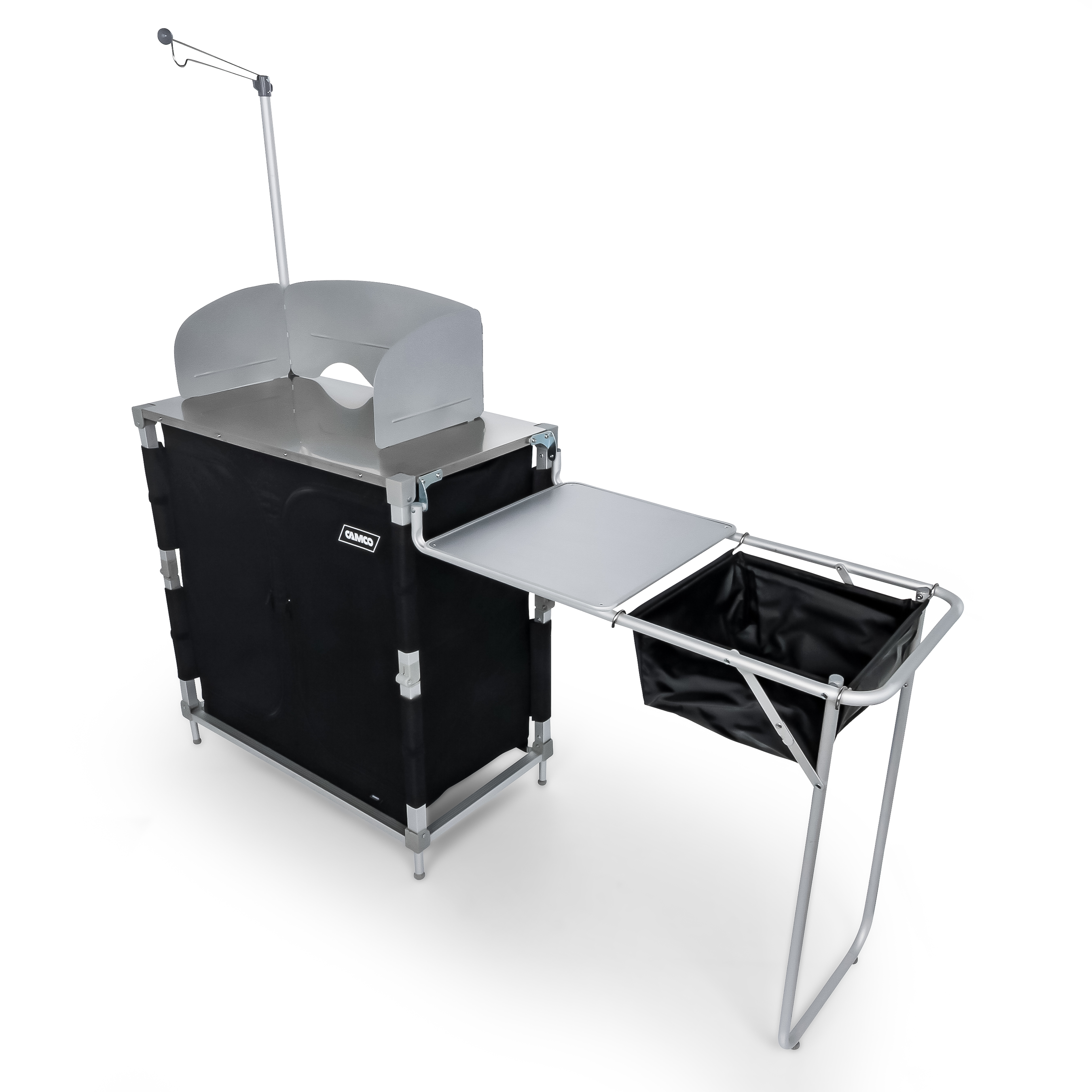 Camco 51097 Deluxe Camping Kitchen/Grill Table