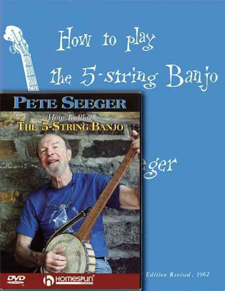 Click here to buy How to Play the 5-String Banjo by Hal Leonard Publishing Corporation.