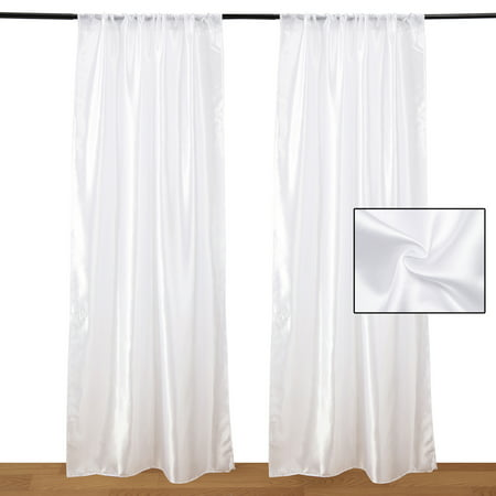 NK Bedding Blackout Room Darkening and Thermal Insulating Window Curtains/ Panels/ Drapes - 2 Panels Set, 40 x 78 Inch ()